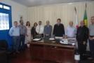 Coordenação do Centro Julio Dário se reúne com Prefeito Aracely
