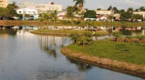 Lagoa Grande, em Patos de Minas, vai passar por obras de desassoreamento