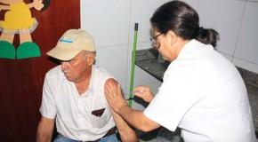 Tapira prepara Dia D de Vacinação contra a gripe para esse sábado