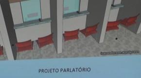 Projetos preveem construção de novo pavilhão e parlatório em Presídio de Araxá