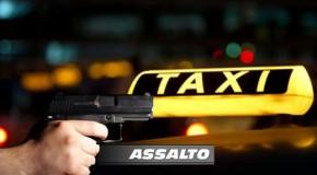 Recuperado na madrugada dessa sexta, táxi roubado na noite de quinta, no Vila Mayor