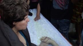 Celso Santebañes é sepultado com salva da palmas em Araxá