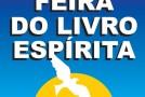 Começa nesse sábado, em Araxá, mais uma Feira do Livro Espírita