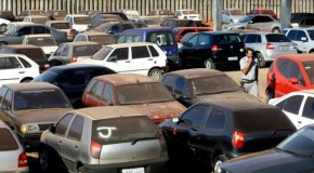 Automóveis abandonados serão reciclados em Minas Gerais