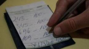 Dono de bar é preso em Araxá por proporcionar apostas no jogo do bicho