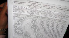 Eventos realizados em Araxá serão investigados pela Polícia Federal