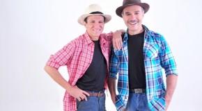 Nilton Pinto e Tom Carvalho prometem muito riso, nessa sexta, em Sacramento