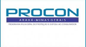 Unidade do Procon em Araxá, muda de endereço na próxima semana