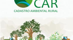 Novo sistema para realizar o Cadastro Ambiental Rural já está disponível para download