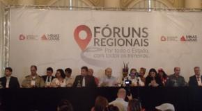 Fórum em Araxá recebe representantes de todo o Triângulo e Alto Paranaíba