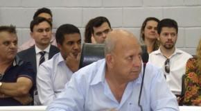 Carlos Roberto Rosa volta à presidência da Câmara de Vereadores de Araxá