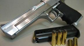Polícia Militar apreende armas em Campos Altos e Araxá no fim de semana