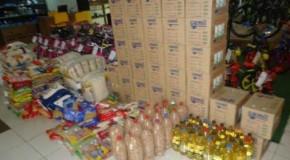 Pedal solidário realiza campanha de arrecadação de alimentos em Patos