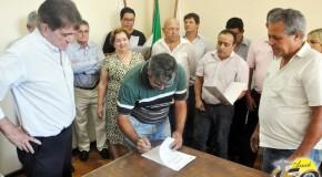 Pacote de obras é anunciado pelo prefeito de Araxá