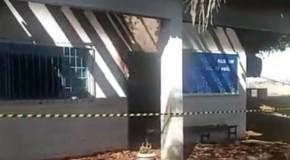 Sala de escola municipal infantil, no Urciano Lemos, é alvo de incêndio criminoso