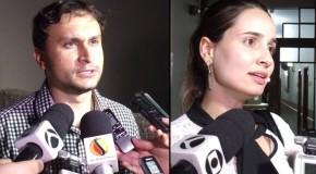 """""""Quem souber de ilicitudes praticadas no governo Jeová, que apresente a PC"""", disse o delegado César Felipe"""