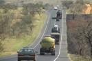 DER e PRF restringem tráfego de veículos de carga no feriado