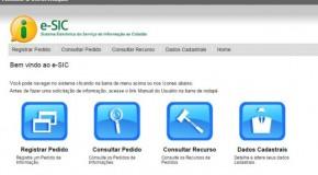 Controladoria lança novo Sistema Eletrônico do Serviço de Informações ao Cidadão