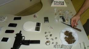 Quatro acusados de tráfico de drogas são detidos em Sacramento