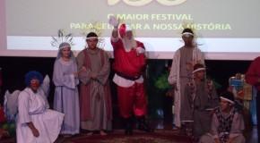 Lançado oficialmente o FestNatal 2015, no Teatro Municipal de Araxá