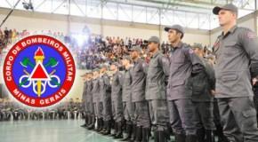 Autorizado concurso para 560 vagas no Corpo de Bombeiros