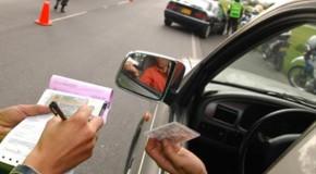 Infrações de trânsito leves e médias podem ser convertidas em advertência
