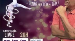 Serra do Salitre recebe espetáculo de teatro no próximo dia dois