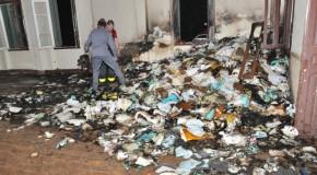 Incêndio destrói cópias de documentos da PMA que estavam no Instituto Colombo