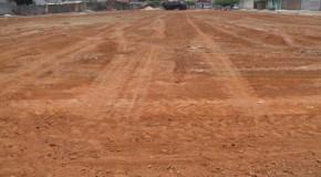 Com ajuda da comunidade, Parque Santo Antônio, em Serra do Salitre, passa por limpeza