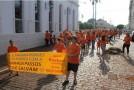 Sacramento participa de mobilização nacional contra o câncer infantojuvenil