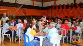 Patos de Minas realiza as Olimpíadas da 3ª Idade