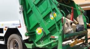 Coleta de lixo em Araxá, não ocorre no Natal e Réveillon