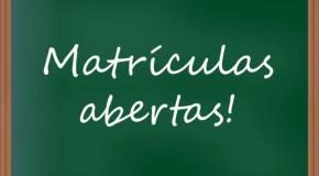 Começa segunda feira, período de matrículas na rede pública de Araxá
