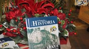 Lançada terceira e última edição especial da Revista O Trem da História, em Araxá