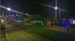 Lançada em Pratinha, a Campanha Natal Iluminado, com decoração especial