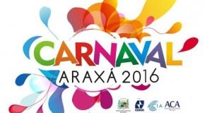 Trio Elétrico e Banda de Marchinhas movimentam diversos bairros de Araxá no Carnaval
