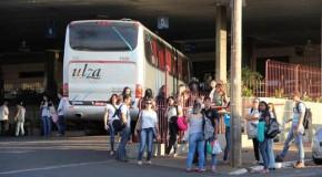 Inscrições para transporte de universitários estão abertas em Sacramento