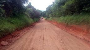 Estrada da Antinha recebe melhorias e patrolamento deve ser feito em breve
