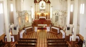 Ordem de Serviço para restauração da Igreja de Santana de Patos é assinada