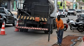 Reparos feitos na Avenida Senador Montandon não geram gastos para a PMA