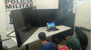 Homens invadem casa em Perdizes e roubam televisores e outros materiais