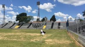 Estádio Municipal Fausto Alvim passa por diversas melhorias