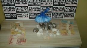 Fim de semana de combate ao tráfico de drogas em Araxá