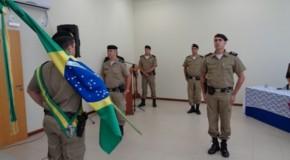 Comando da 224ª Cia da PM em Ibiá passa por mudanças