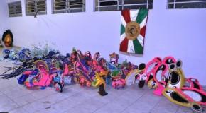 Escolas de samba de Araxá estão nos preparativos finais para entrar na avenida