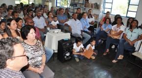 Lançada a edição 2016 do Cultivando Água Boa, na Escola do Mourão Rachado