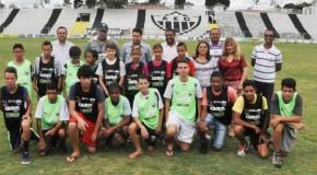 Projeto Bom de Bola, Bom na Escola, tem nova edição em 2016