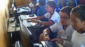 Salas de informática são implantadas em escolas da rede municipal