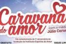 Instituto Espírita do Amor, em Pratinha, comemora um ano de fundação com grande evento