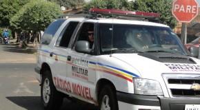PM realiza operações de combate ao crime em vários bairros de Araxá